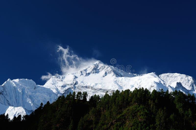Nepal - Himalaya imagem de stock royalty free