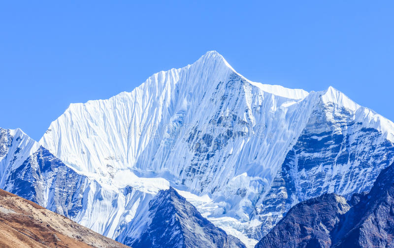 Nepal Himalaya stock photography