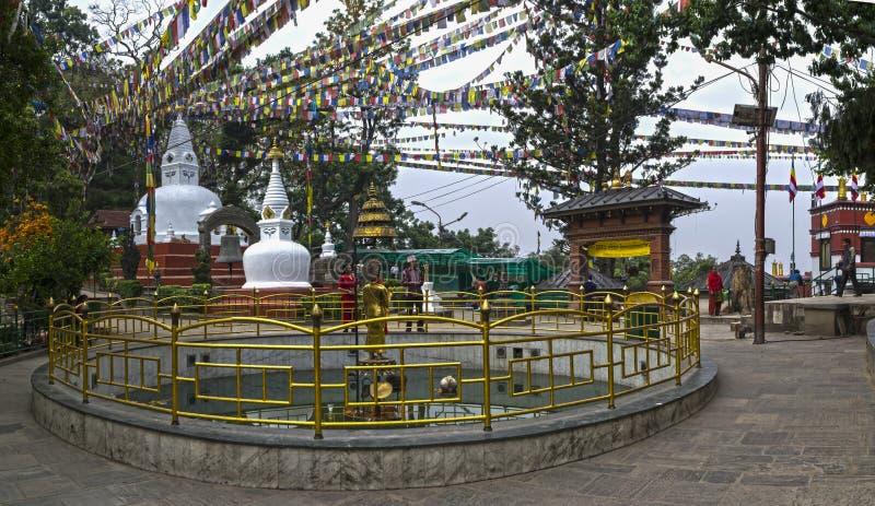 Nepal, Katmandu fotos de archivo