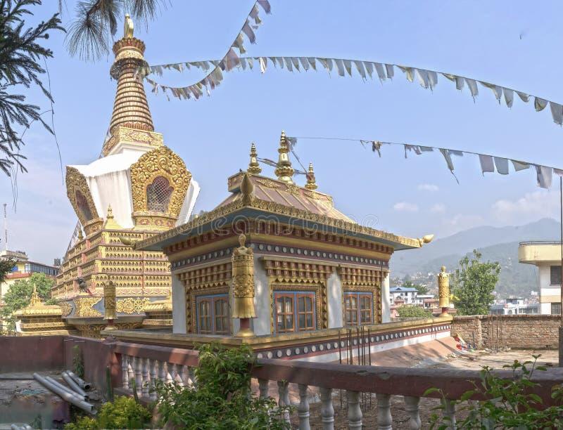 Nepal, Katmandu fotografía de archivo libre de regalías