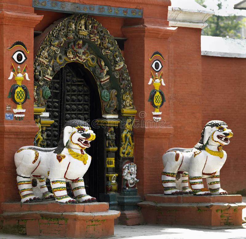 Nepal - Kumari Bahal Palace