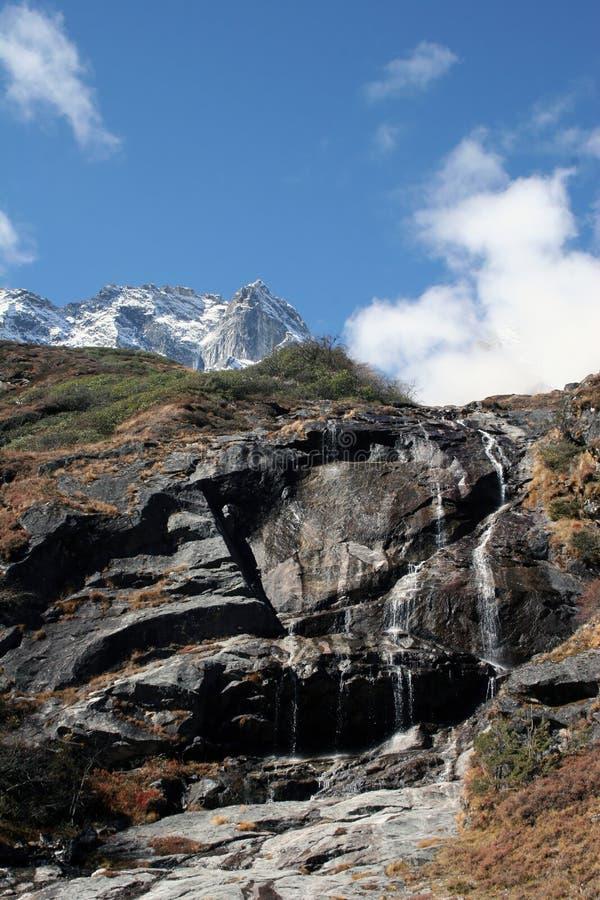 Download Nepal Waterfall Royalty Free Stock Photo - Image: 511415