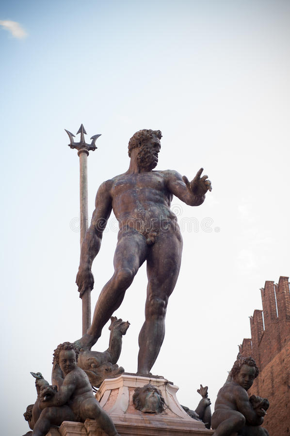 Download Neptune stock photo. Image of ages, italy, famous, naked - 24935484