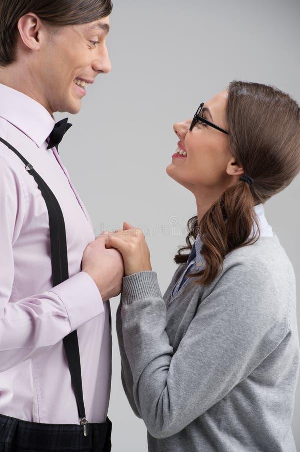 Flirten nerd