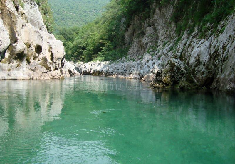 Neretva river stock images