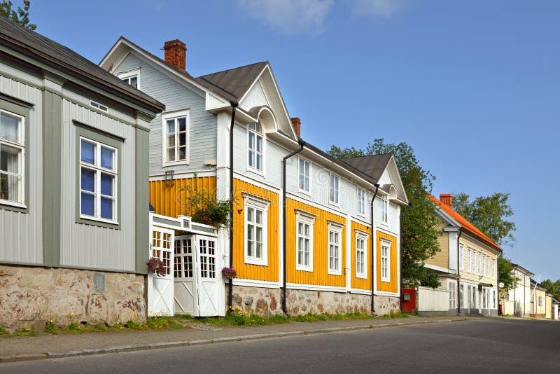 Neristan, Kokkola, Finland royalty free stock photos