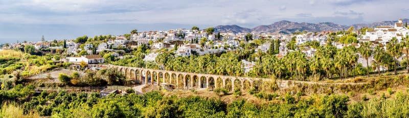 Nerja, Испания стоковая фотография rf