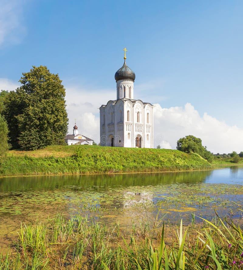 nerl intercession церков vladimir Россия стоковая фотография rf