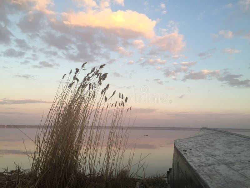 Nero sjö i Rostov det stort royaltyfria bilder