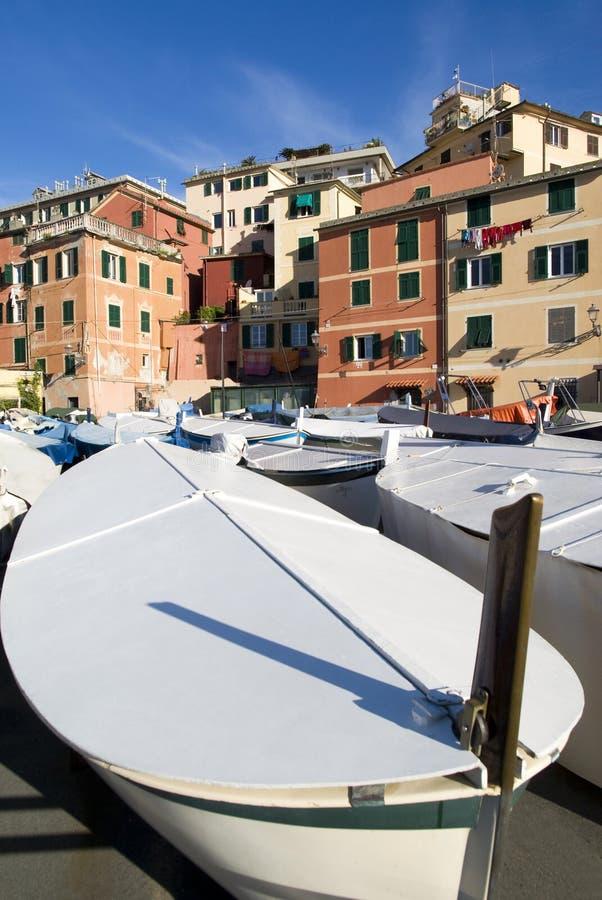 Nervi - Γένοβα, Ιταλία στοκ φωτογραφία με δικαίωμα ελεύθερης χρήσης