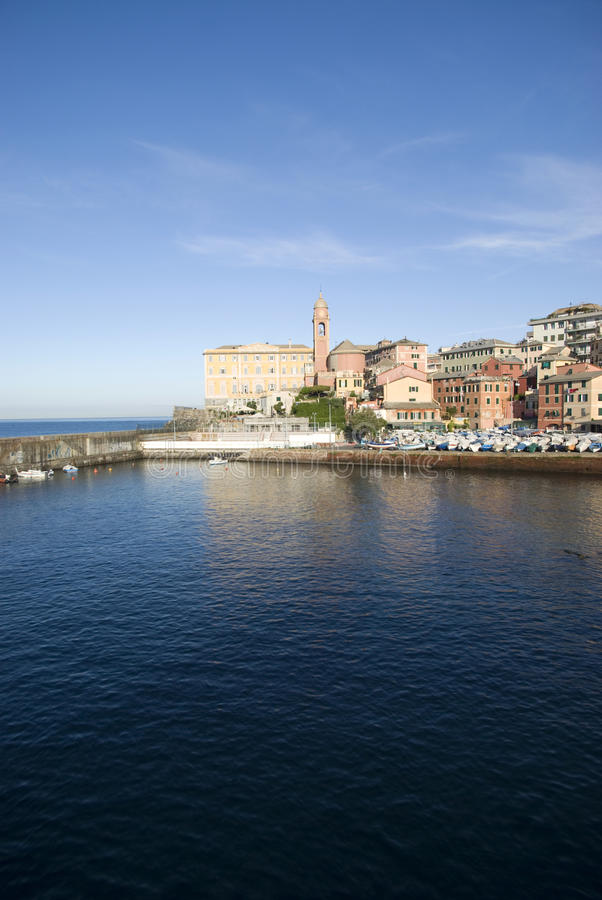 Nervi - Genova, Italia immagini stock
