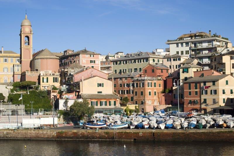 Nervi - Genova, Italia fotografia stock libera da diritti