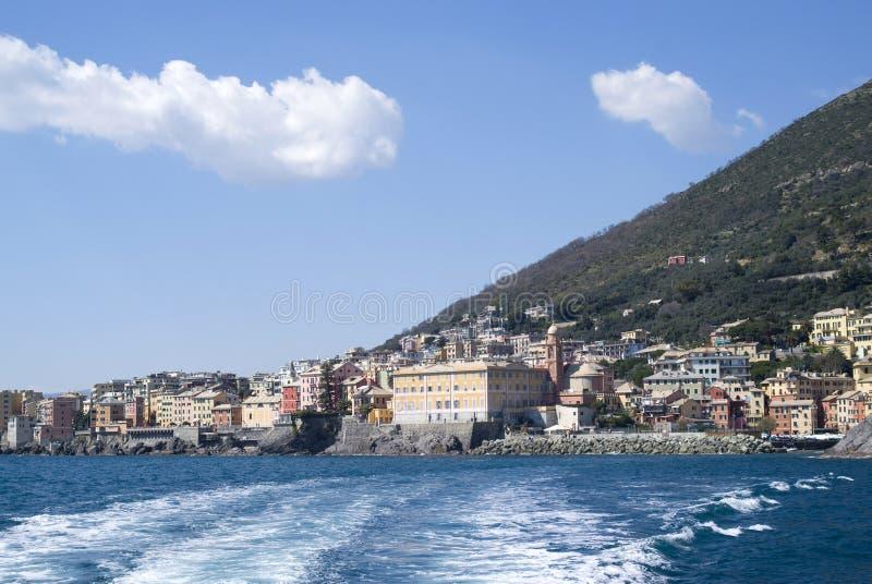 Nervi - Genova, Italia fotografia stock
