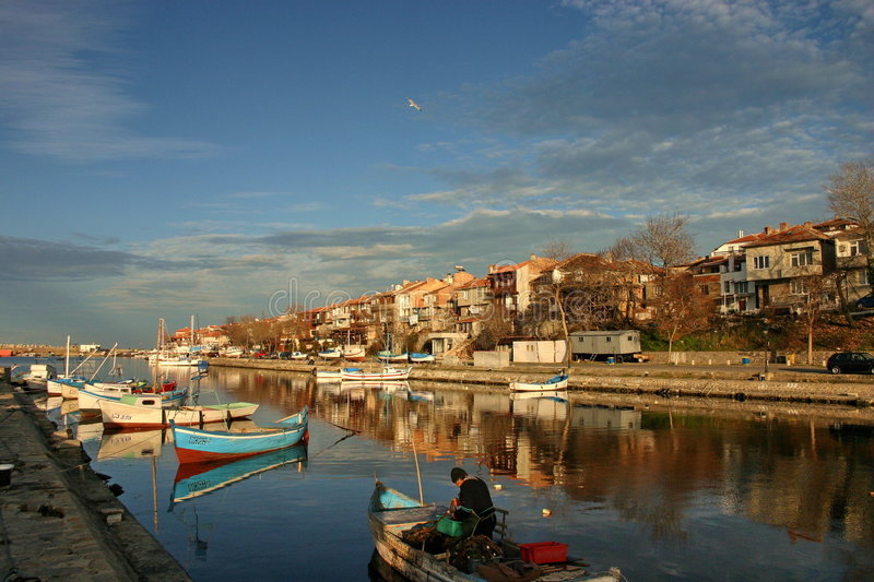 Nesebar photo stock
