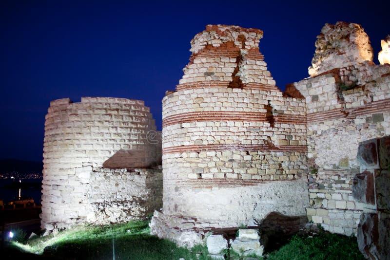 Nesebar is an ancient city royalty free stock photos