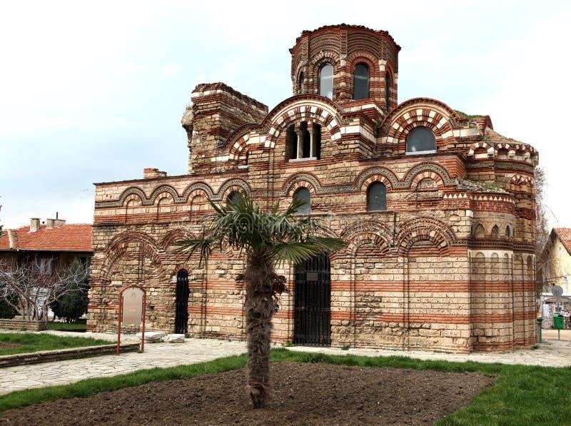 nesebar bulgaria fotografering för bildbyråer