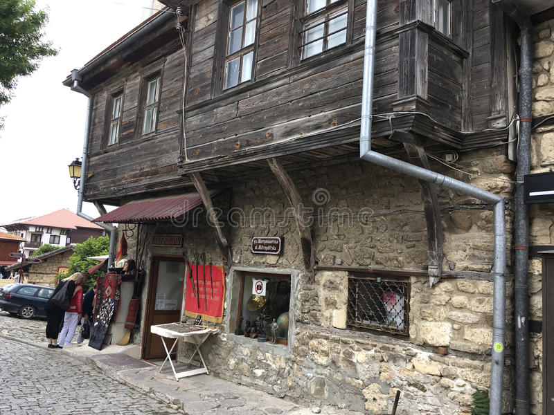 Nessebar Bulgaria fotografía de archivo libre de regalías