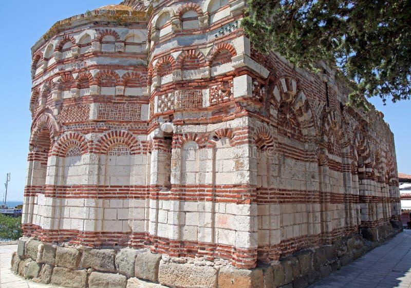 Nessebar, Bulgaria stock image