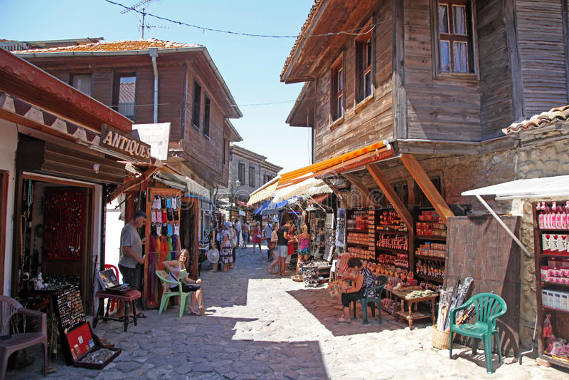 Nessebar, Bulgaria royalty free stock photo
