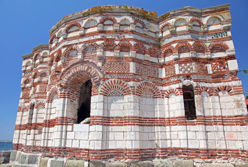 Nessebar, Bulgarien lizenzfreies stockbild
