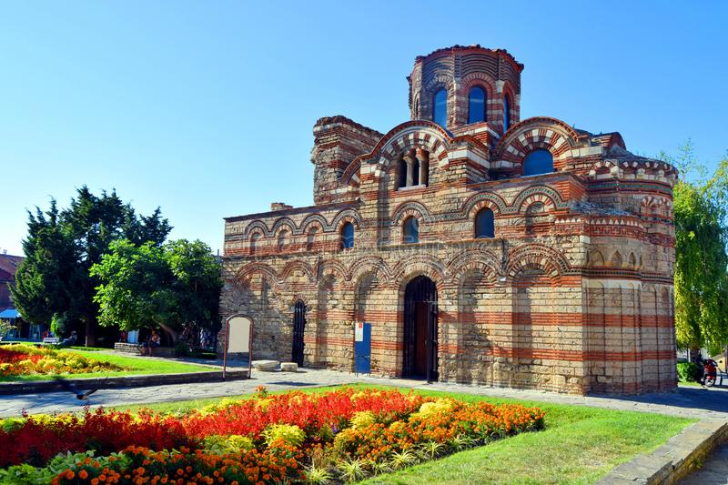 Nessebar photographie stock