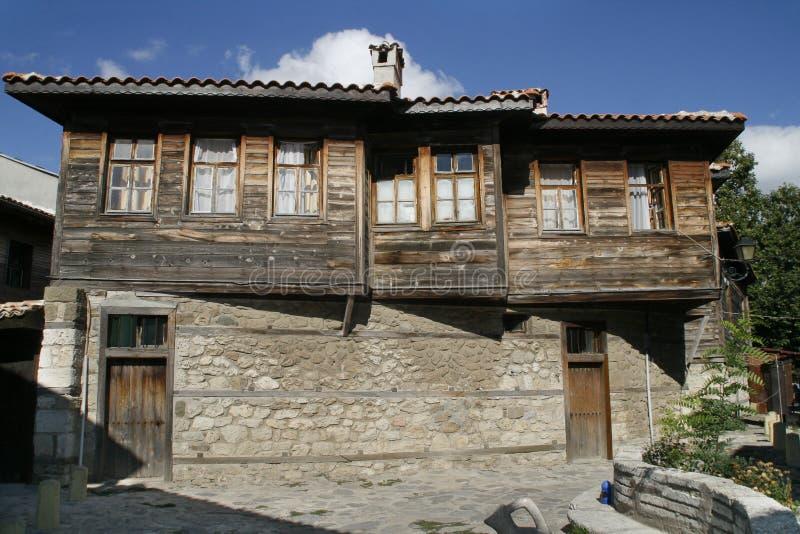 Download Nessebar velho, Bulgária imagem de stock. Imagem de vintage - 26514477