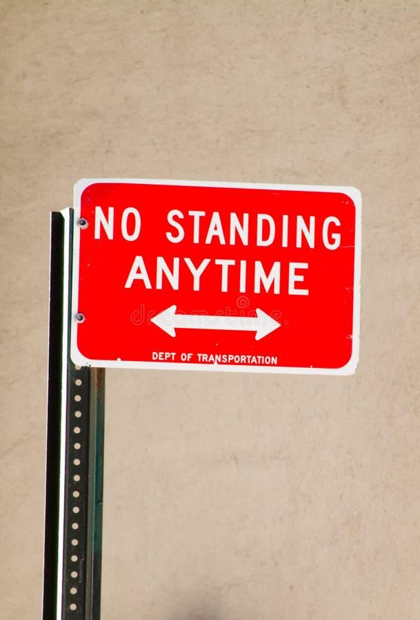 Nessuna condizione in qualunque momento fotografie stock libere da diritti