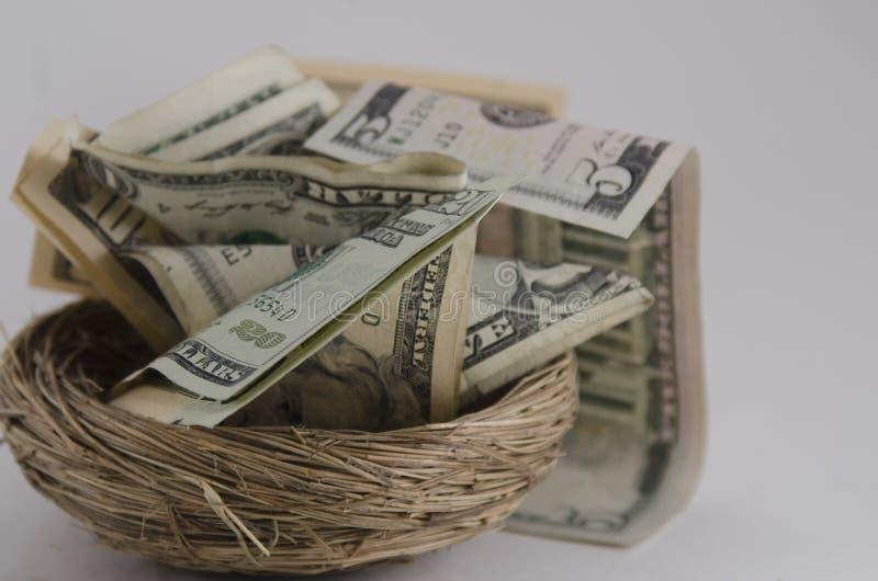 Nest Egg Savings royalty free stock photo