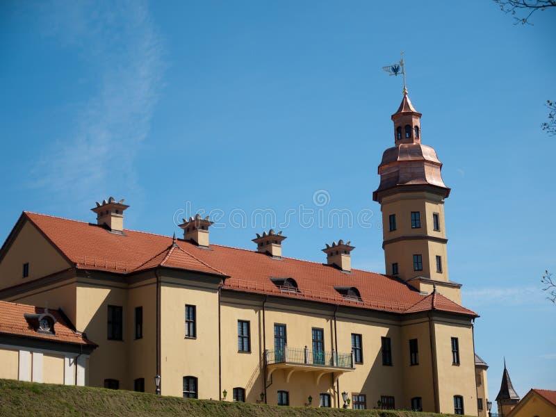 Nesvizh-Belarus imagen de archivo