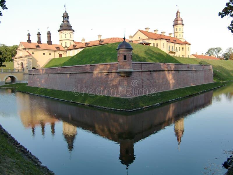 Download Nesvizh Castle (Belarus) stock photo. Image of castle - 28644884