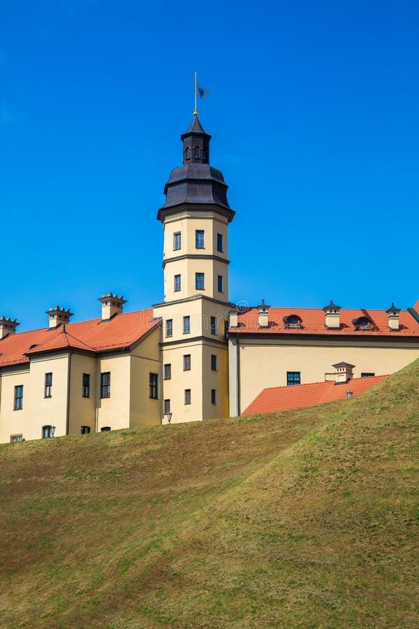 Nesvizh Castle, Belarus royalty free stock photos