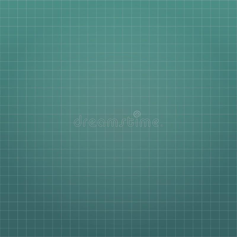 Net, de geregelde naadloze achtergrond van het Textuurpatroon Vector illustratie stock illustratie
