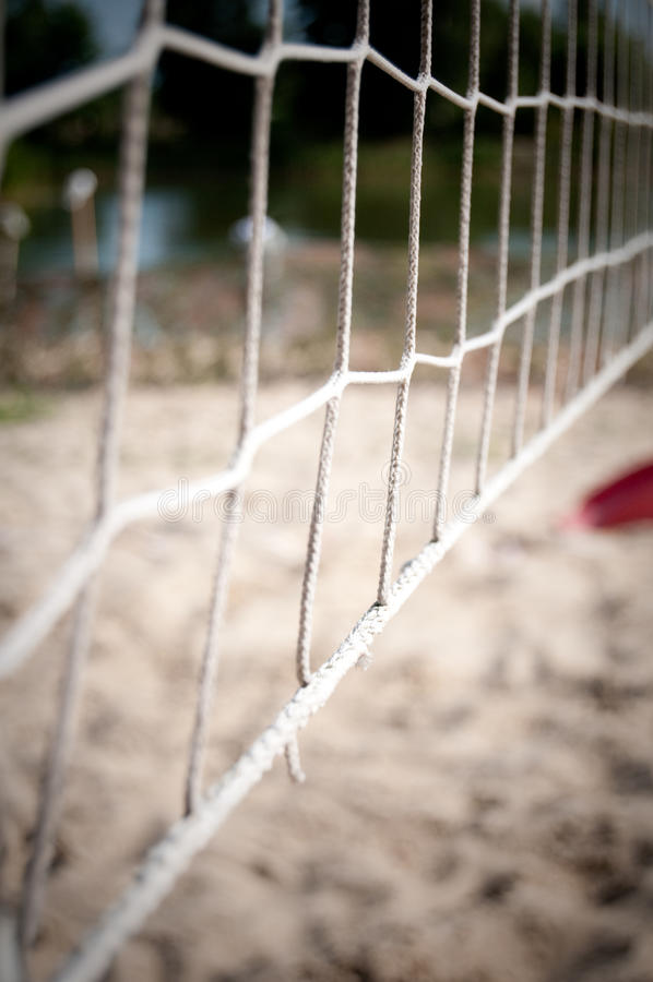 Download Net for game to beach ball stock photo. Image of game - 10619422