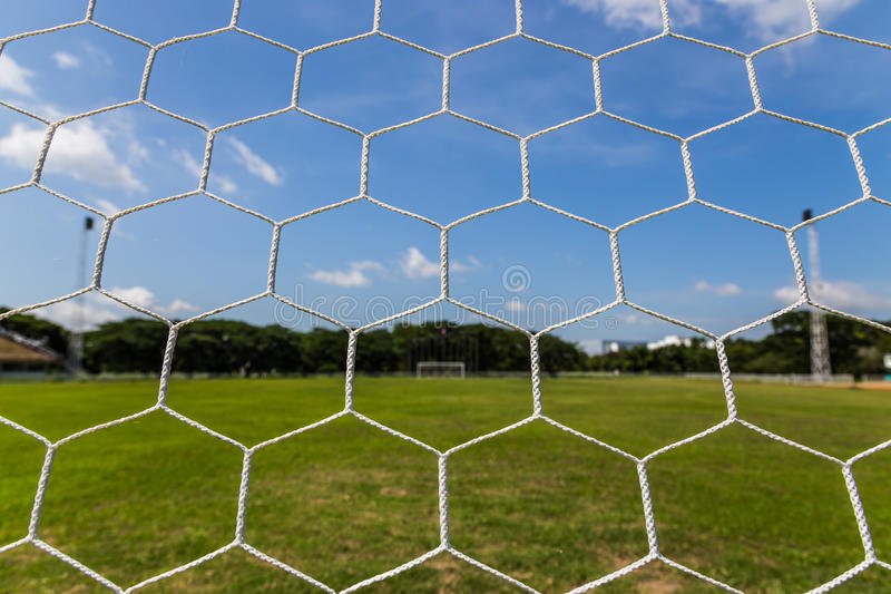 Download Net Goal. Stock Images - Image: 32523484