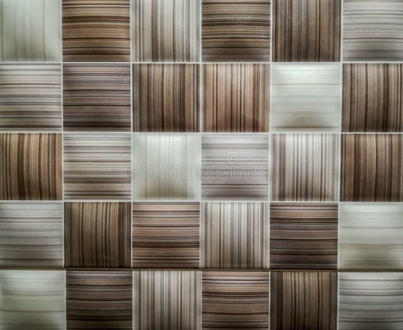 Net met horizontale en verticale lijnen stock foto