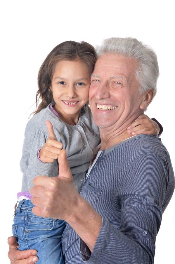 Neta guardando de primeira geração foto de stock royalty free