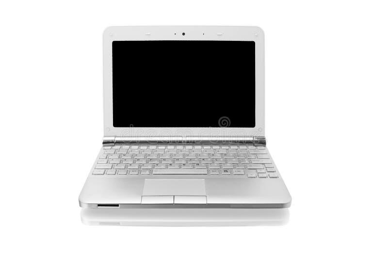 Download Netbook стоковое фото. изображение насчитывающей оборудование - 18391958