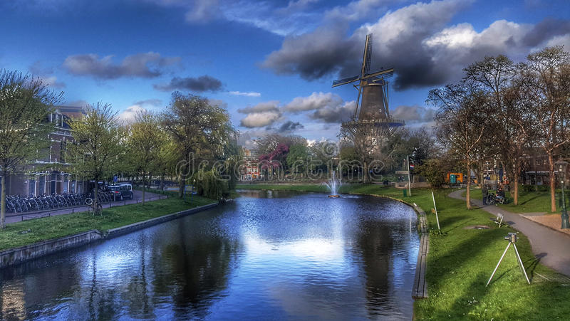 netherlands photographie stock libre de droits