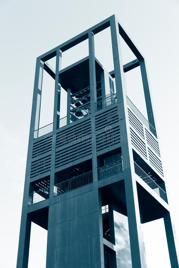 Netherlands carillon in Arlington Virginia. Symbol of friendship stock photography