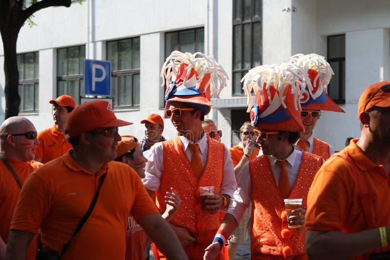 Download Netherlands fans editorial image. Image of metallist - 25221925
