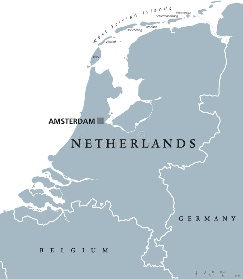 Netherlands political map gray colored stock vector illustration download netherlands political map gray colored stock vector illustration of nation holland 81741905 gumiabroncs Choice Image
