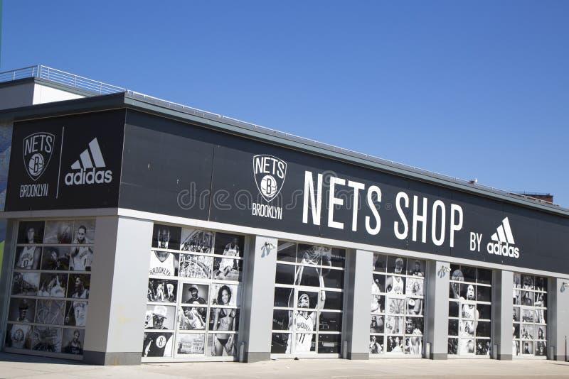 Brooklyn Nets Shop Coney Island