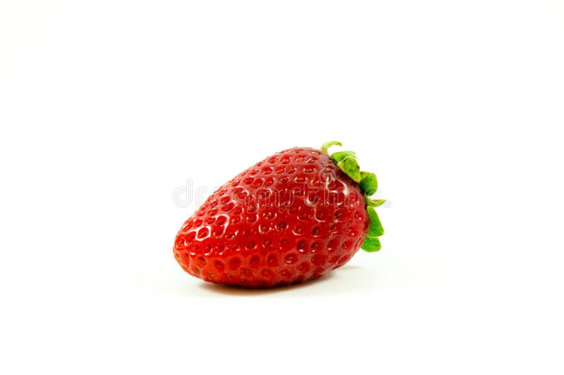 Nette Erdbeere lizenzfreie stockfotos