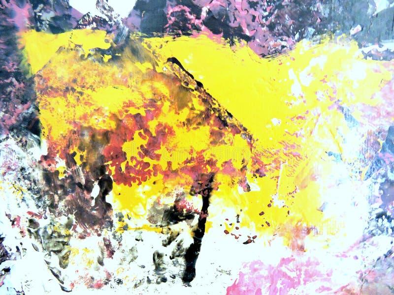 Netter abstrakter Mehrfarbenhintergrund oder Muster lizenzfreies stockfoto