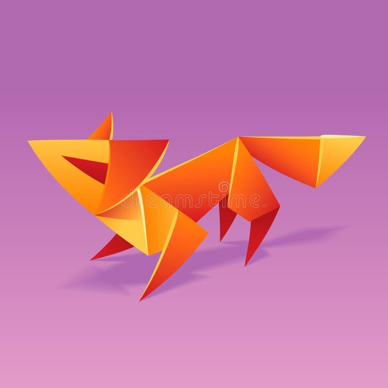 DV_5682] Advanced Origami Fox Instructions Origami Diagram Of The ... | 800x800