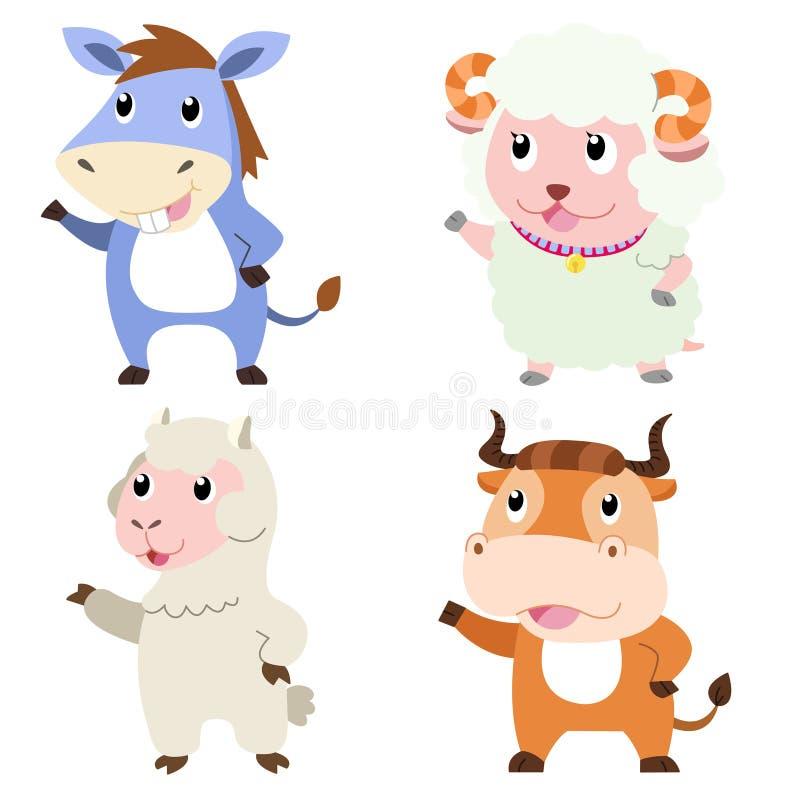 Netter Tiersatz Lizenzfreie Stockfotos