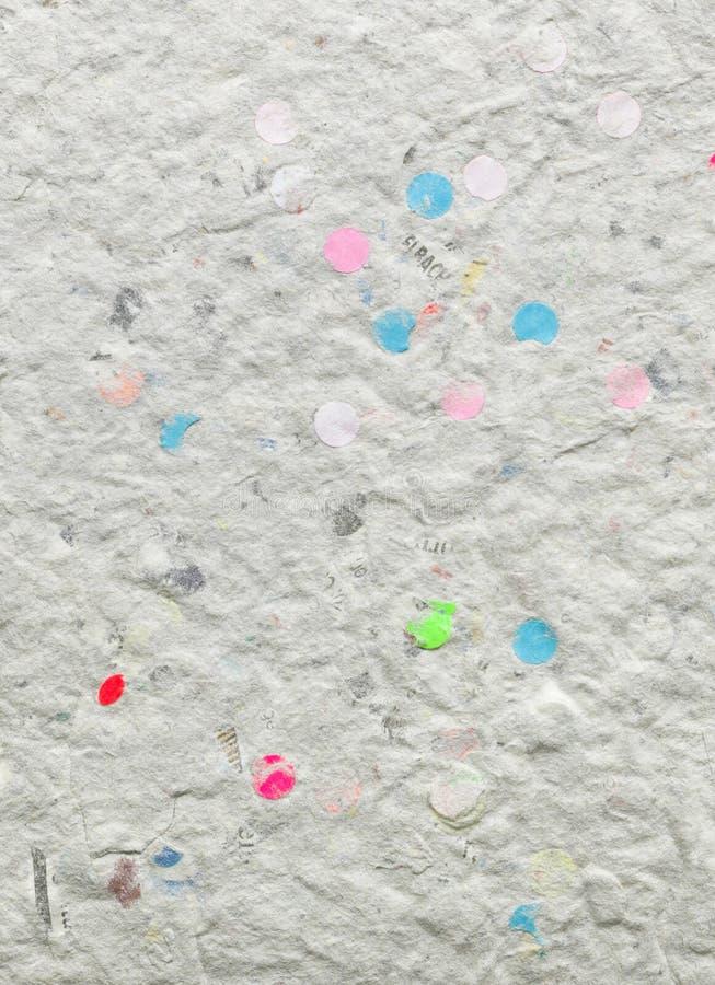 Netter und sch?ner kreativer, handgemachter, k?nstlerischer Hintergrund gemalt auf Papier mit verschiedenen Farben stockfotografie