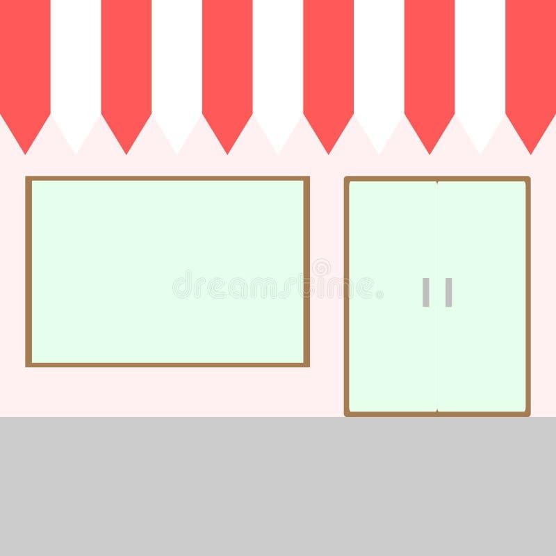 Netter Vektor Backround für Ihren Entwurf lizenzfreie abbildung