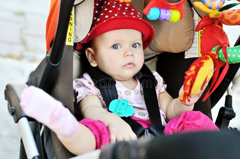 So nettes Baby stockfotografie