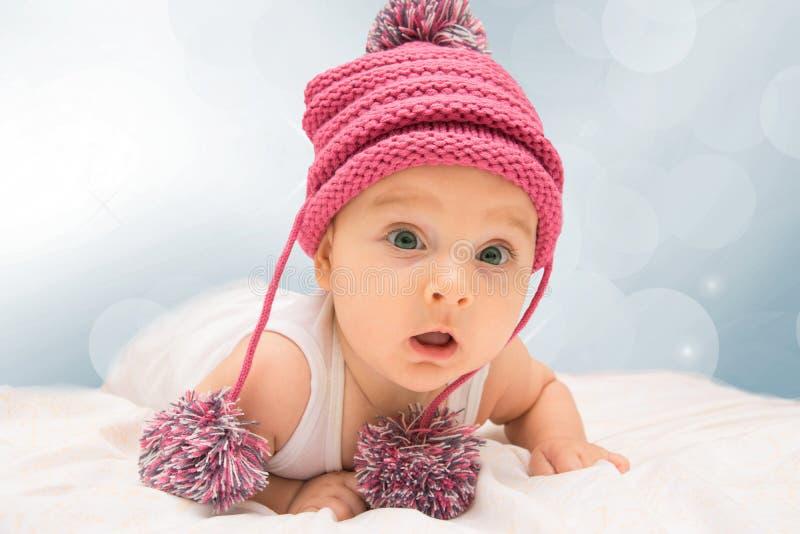 Nettes Baby lizenzfreies stockfoto